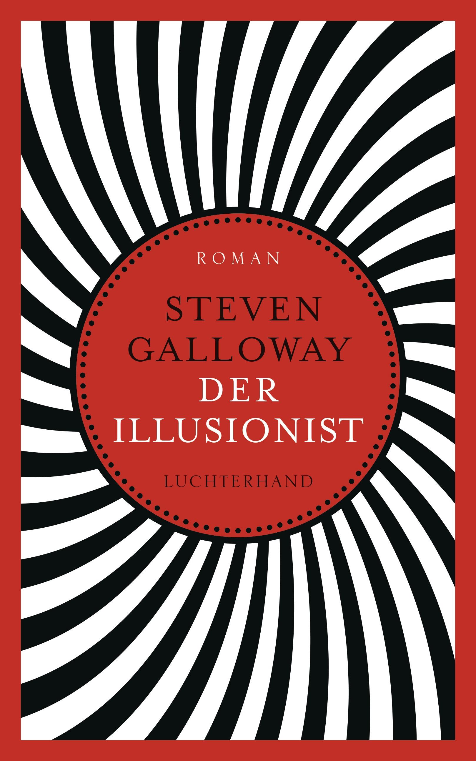 Rezension: Steven Galloway, Der Illusionist